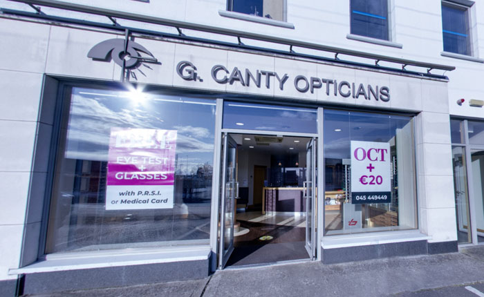 G Canty Opticians 360 Virtual Tour #3VT